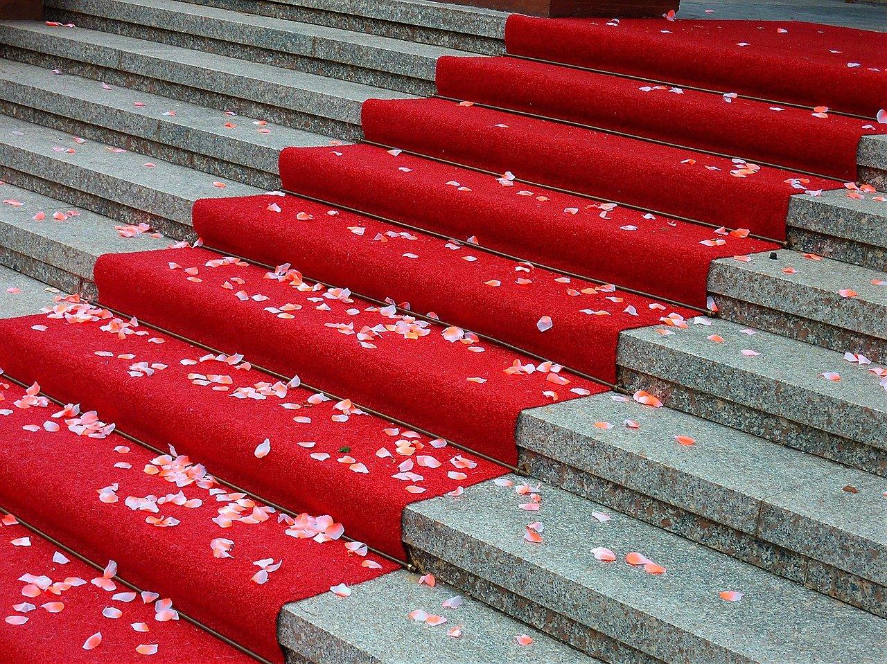 Teppich Treppen