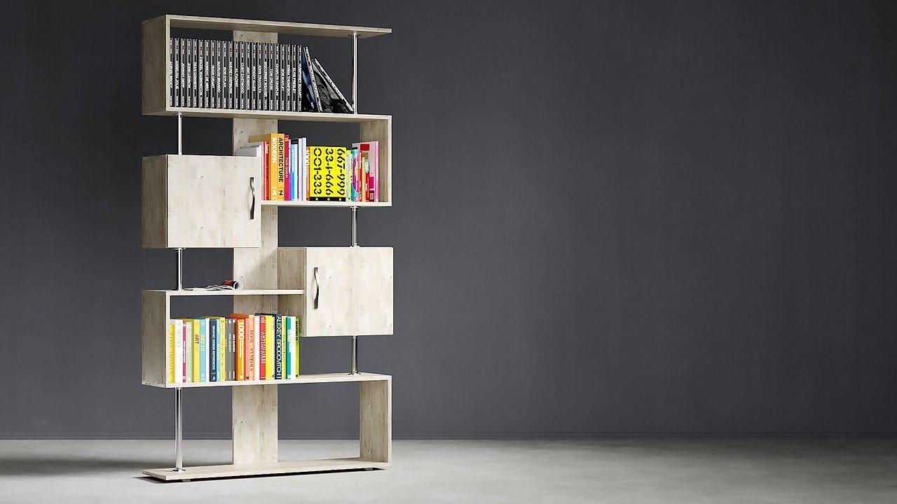 Bücherregal Bücher